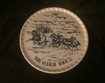 The Sleigh Race