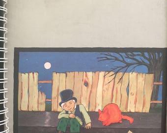 for the Teaser and the Firecat - Cat Stevens FAN Album Cover Notebook/  (Vinyl, Lp   vintage artwork
