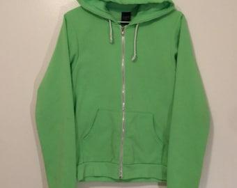 Neon Green Hoodie
