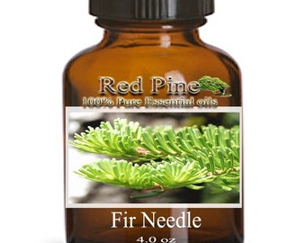 Fir Needle Essential Oil - Abies balsamea - 100% Pure Therapeutic Grade