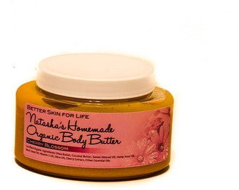 Large 8 Oz Cherry Blossom Body Butter