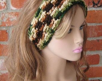 Woods Dread headband dreadband head hair band wrap scarf hippie bandana