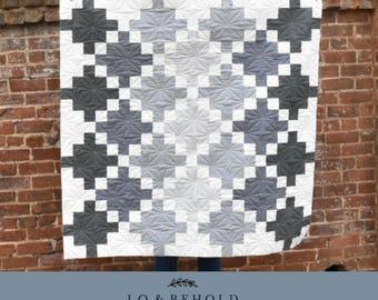 Celtic Crossing Quilt Pattern
