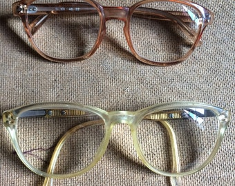 Old prescription glasses