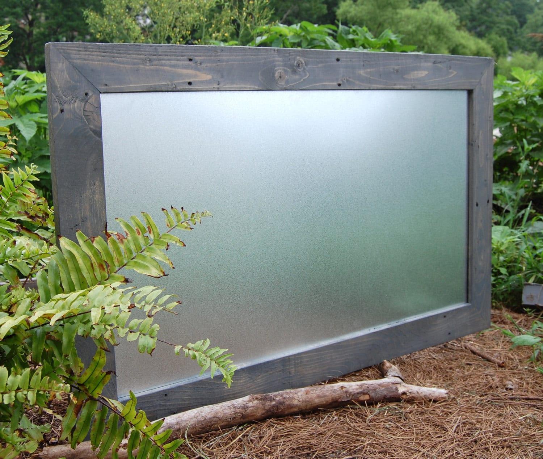 Framed Magnetic Board-Restaurant-Kitchen-Menu Board-Metal