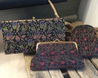 Vintage Ladies Accessory Case