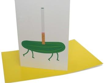 Surrealism (A6 greeting card)