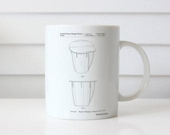 Keurig Cup Mug, Keurig Cup Patent, Keurig Cup Mug, Keurig Cup Mug, Keurig Cup Decor, Keurig Cup Mug, Keurig Cup Blueprint, PP0906