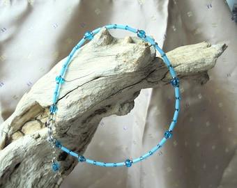 thin ankle bracelet