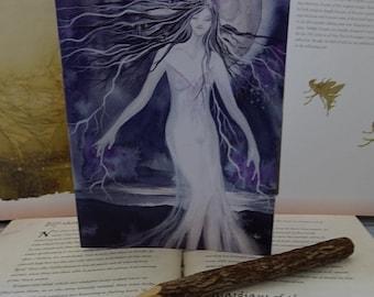 Moon Goddess ~ A5 Notebook