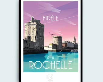 The Rochelle poster