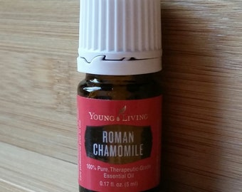 Roman Chamomile 5ml Young Living essential oil