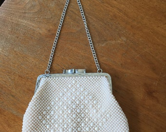 Beaded Soiree Hand Bag Purse