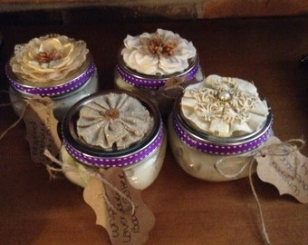 Essential Oil Body Butters
