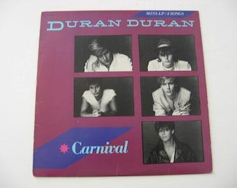 Duran Duran - Carnival - Circa 1982