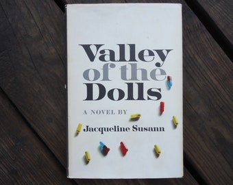 Valley of the Dolls Book   -  1966