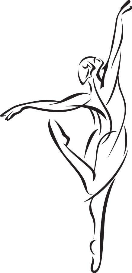 GRACEFUL DANCE SVG