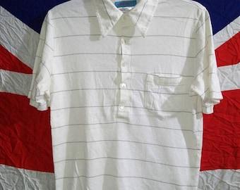 30% Off Vintage Katharine Hamnett London Polo Shirt Original