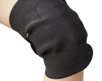 Knee Support   Dual Magnetic & Tourmaline Technology   Self-Warming   Adjustable Fit