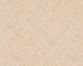 Architextures - Crosshatch Parchment - Carolyn Friedlander - Robert Kaufman (AFR-13503-265)