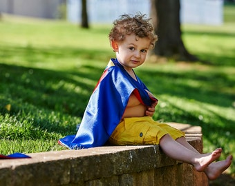 SUPERHERO CAPE - Super Hero Cape - Personalized Cape -Boy Cape - Superhero Gift - Birthday Gift - Kid Cape - Kids Gift - Superhero Costume