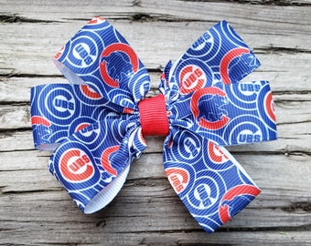 Chicago Cubs Bow