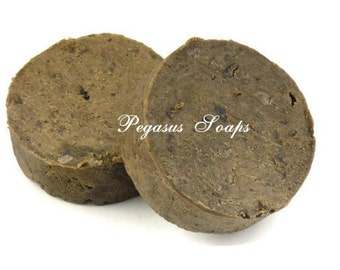 Nag Champa African Black Soap with Shea Butter