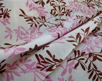 1.5 Yards Cotton Print Fabric by the Yard, Cotton Yardage, Fabric by the Yard