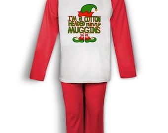 Cotton Headed Ninny Muggins kids pyjamas