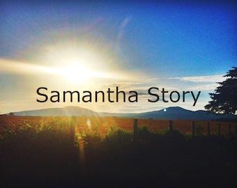 Sunrise in Shenandoah