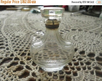 SALE LALIQUE Perfume Bottle RARE French Antique Perfume Bottle Lalique Perfume Bottles  Perfume Antique Bottles Antique Lalique Crystal