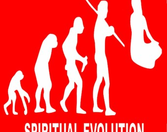 Spiritual Evolution T Shirt