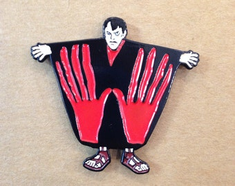 Manos The Hands Of Fate *ENAMEL* Pin The Master