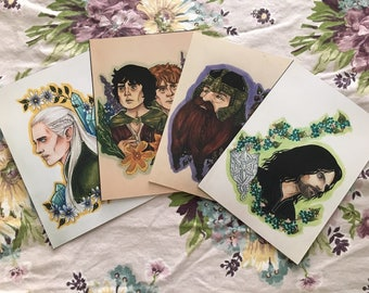 Lord of The Rings Prints!
