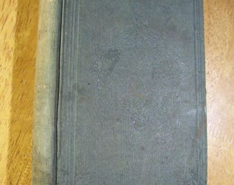 1856 Book Memoir Of The Life And Public Services Of John Charles Fremont Ticknor & Fields