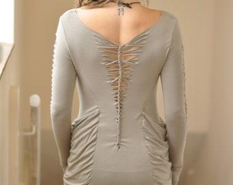 Womens dress Psytrance Goddess