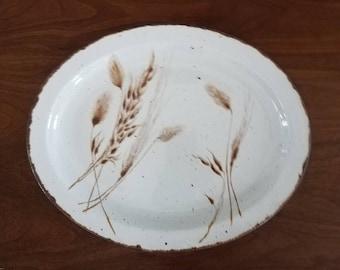 Midwinter wild oats stonehenge serving plate