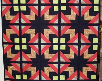 "Lap or Wall Quilt - 44"" x 37.5"""