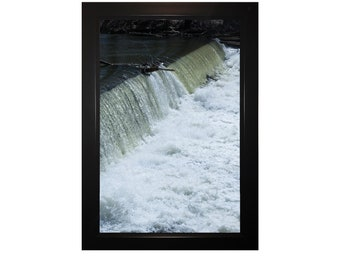 Digital Print: Waterfall - Beacon, NY