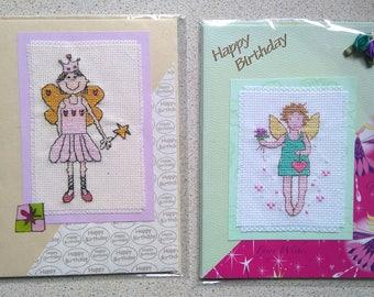 Fairy Birthday Cards