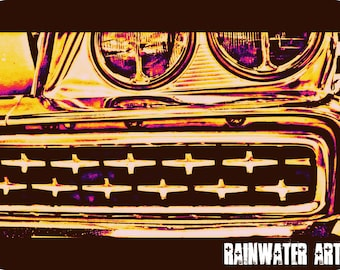 Cross Grilled By C Rainwater. Digital Download