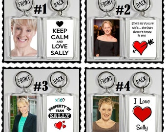 Sally Dynevor Keychain - Choose Your Favorite 4 Different Designs Sally Webster