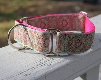 """The Garden of Isis 1.5"""" Martingale Collar"""
