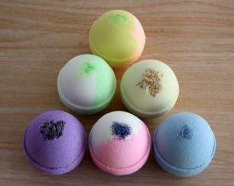 Bath Bombs - pack of 6 La Bomba Pack
