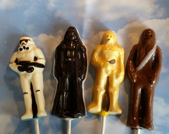 8 pc. May the Force be with You