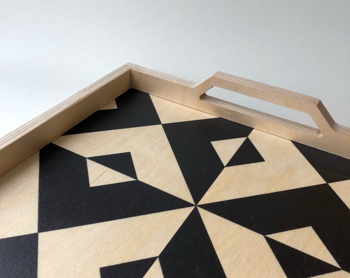 Large Wood Tray | TILES