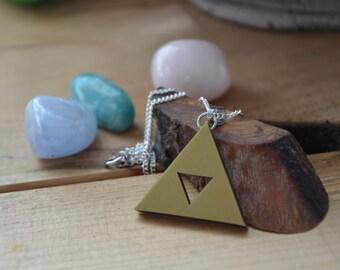 Necklace | Legend of Zelda | Triforce