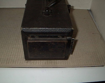 Kit de impresión de dedo antiguo