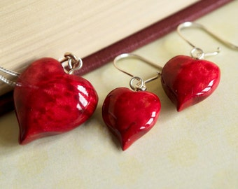 Red Heart jewellery