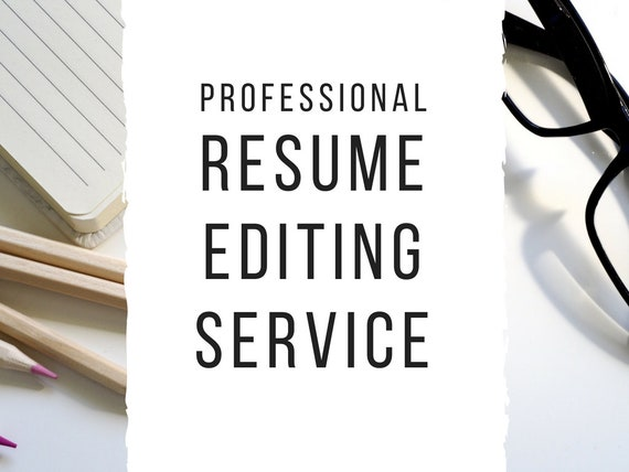 resume editing service resume edit cover letter edit resume